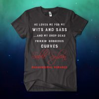 Wits And Sass (Amazon Merch)